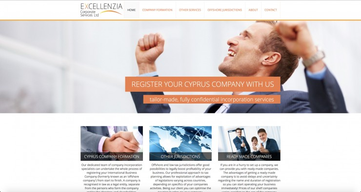 Law - Financial Web Design - www.excellenziacorporateservices.com